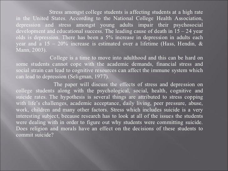 Presentation4.Ppt Suicide Amongst Colege Students   Powerpoint Slide 2
