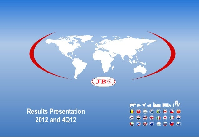Results Presentation  2012 and 4Q12