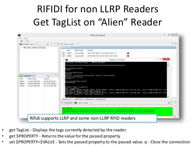 Presentation 4 rifidi emulator lab