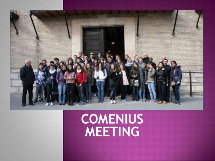 COMENIUS MEETING