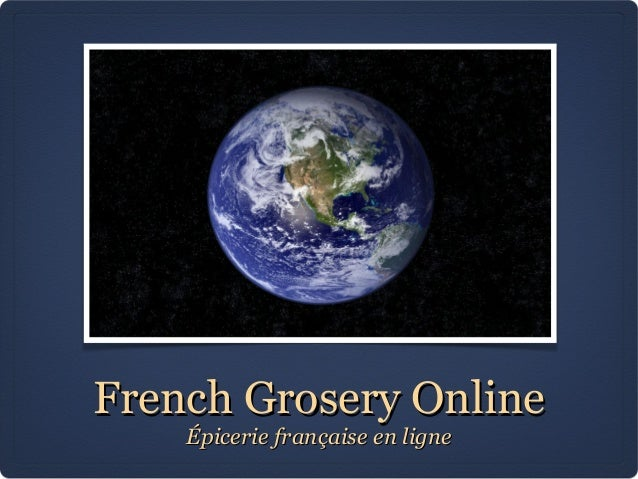 French Grosery OnlineFrench Grosery Online Épicerie française en ligneÉpicerie française en ligne