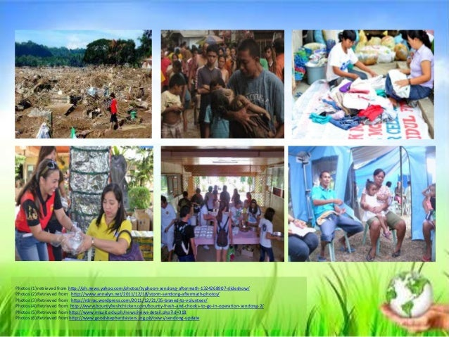Photos (1) retrieved from http://ph.news.yahoo.com/photos/typhoon-sendong-aftermath-1324268907-slideshow/ Photos (2) Retri...