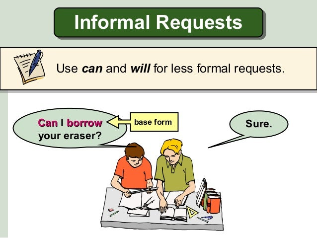 how to make a request