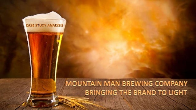 Mountain man brewing company bring the