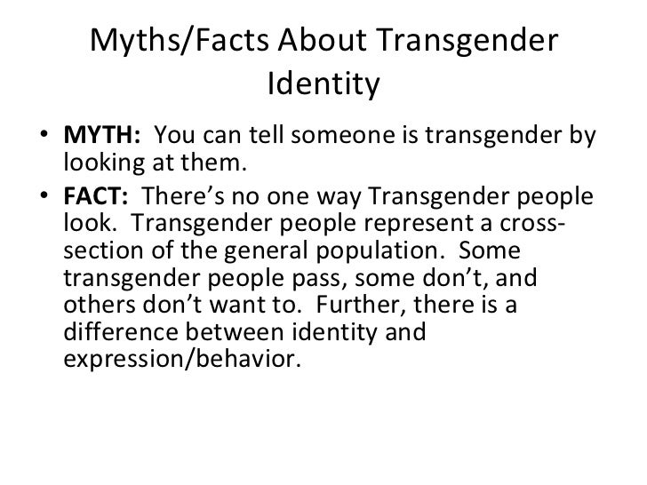 how to tell if someone is transgender