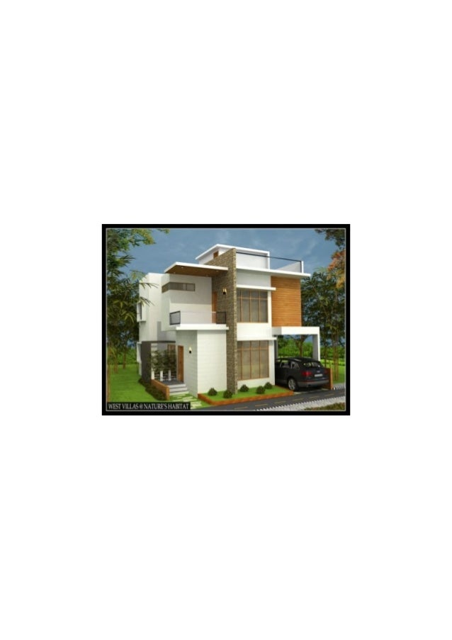 Celebrity natures habitat duplex 3 4 bhk villas in east for 4 bhk villas in bangalore