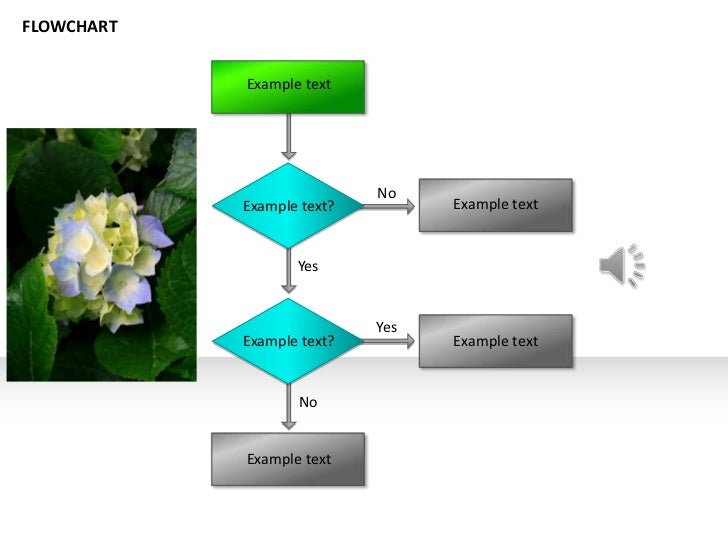 FLOWCHART<br />Example text<br />No<br />Example text<br />Example text?<br />Yes<br />Yes<br />Example text<br />Example ...
