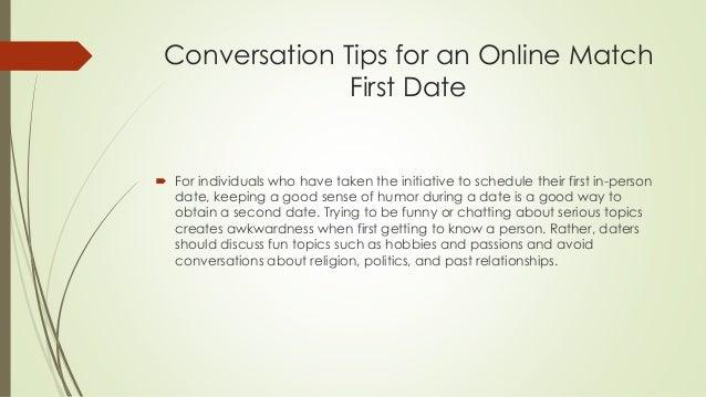 Great dating conversation topics