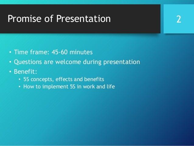 Presentation 5 S workplace organization methodology Slide 2