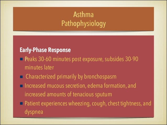 Asthma Management and Prevention Program Goals of Long-term Management ■ Achieve and maintain control of symptoms ■ Mainta...