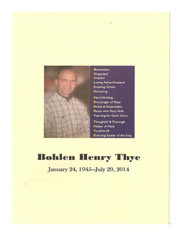 Bo Thye Memorial