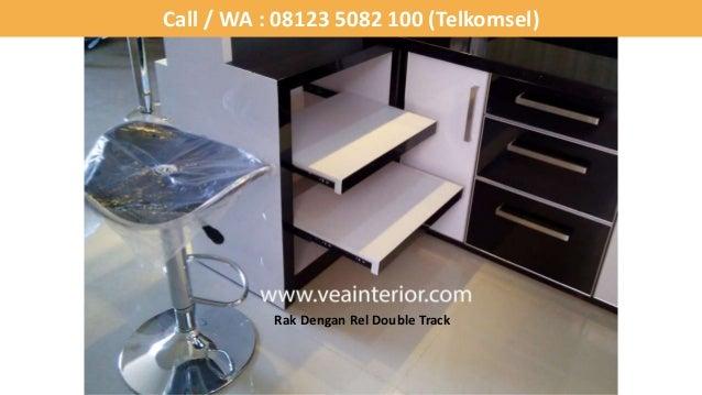 081235082100 kitchen set minimalis dapur kitchen set for Harga kitchen set stainless