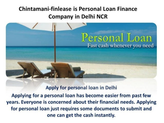 Quick Personal Loans Same Day