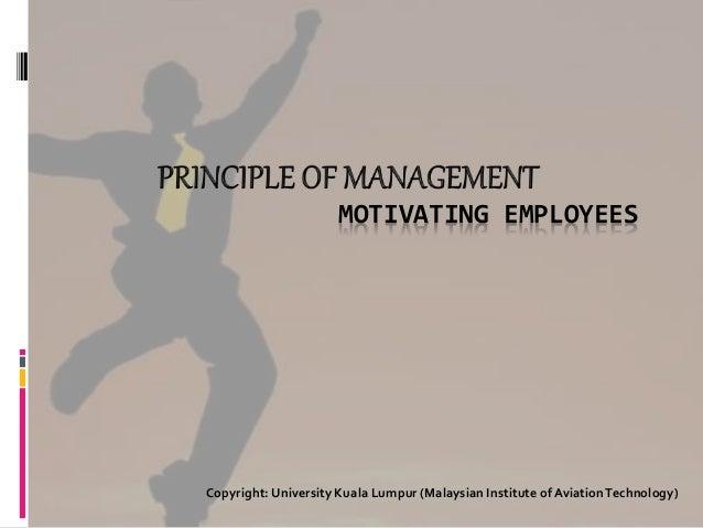 employee motivation a malaysian perspective 3 Interactive effects of public service motivation and organizational politics on nepali civil service employees' organizational commitment.