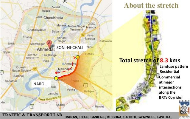 About the stretch                    SONI-NI-CHALI                                                        Total stretch of...