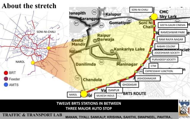 About the stretch                                                       SONI-NI-CHALI                                     ...