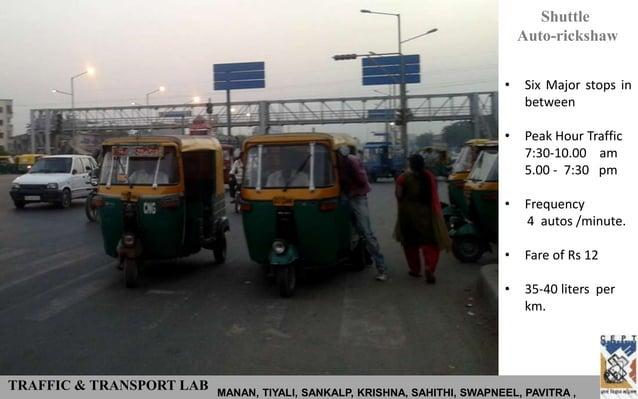 Shuttle                                                                              Auto-rickshaw                        ...