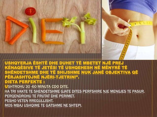 Te ushqyerit shendetshem