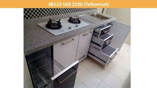 Jual kitchen set rak piring murah for Ukuran rak piring kitchen set