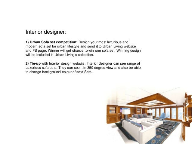 Urban living furniture digital marketing ideas - Furniture advertising ideas ...