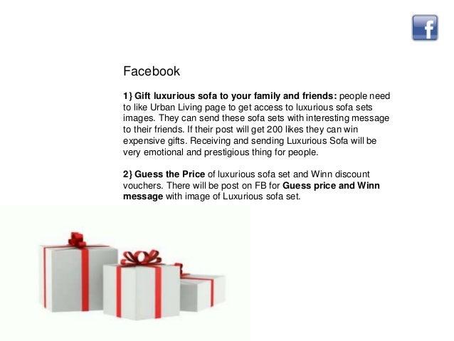 SOCIAL MEDIAS  13. Urban Living Furniture   Digital Marketing ideas