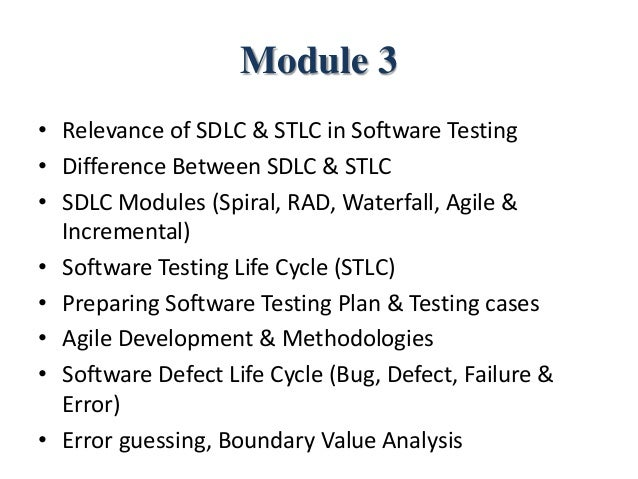 Software testing training in chandigarh for Difference between agile and waterfall testing