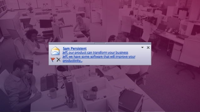The Future of Sales on LinkedIn - Jeff Birkeland - Sales Connect London Slide 3