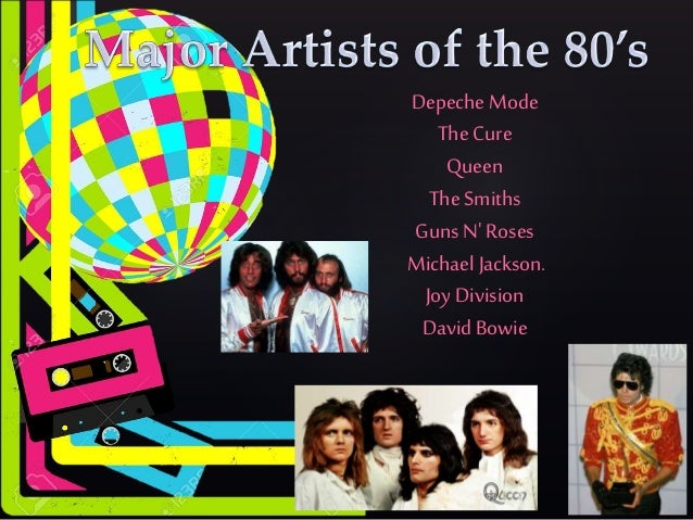 Presentation on 80s Music