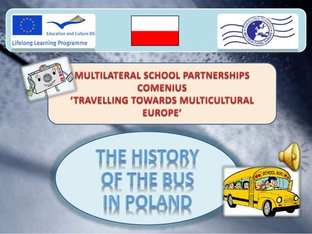 This presentation includes: the history of the bus in Poland; information about modern buses; a report from the visit i...