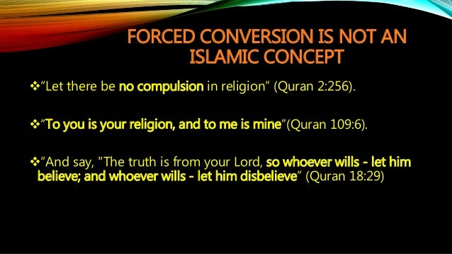 Debunking The Myth That The Quran Endorses Violence