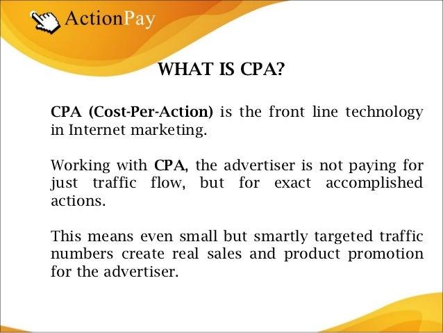 ActionPay Slide 3