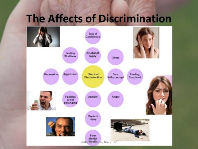 Discrimination and adult social care