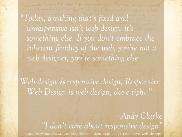 Responsive = Responsible                  http://www.flickr.com/photos/mazgrp/2050810720/