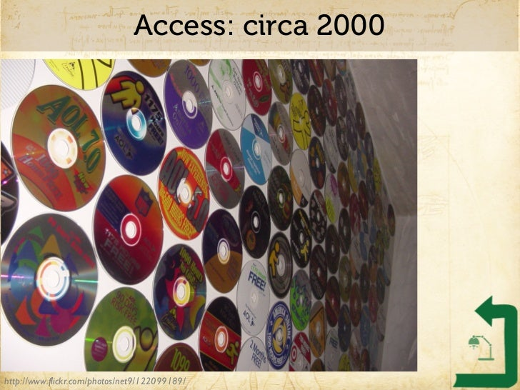 Era of Web Standards and the   Beginnings of Ubiquity            2002             to            2007