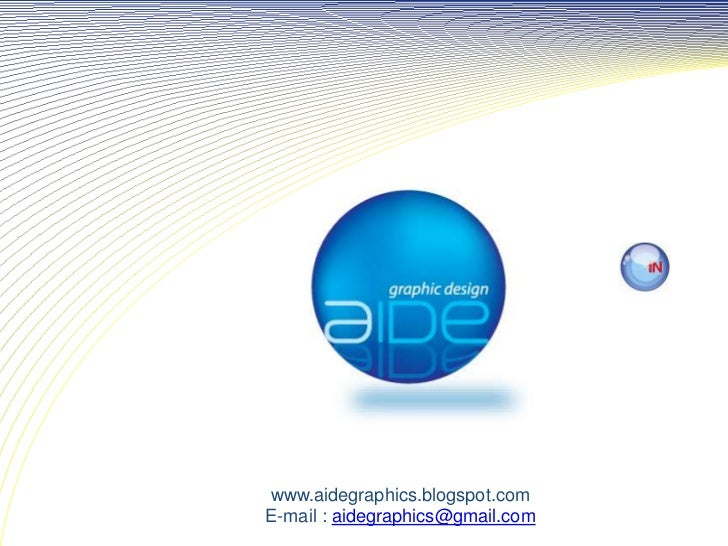 www.aidegraphics.blogspot.comE-mail : aidegraphics@gmail.com