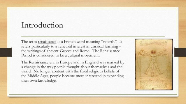 the renaissance as a distinct period In the 19th century, jules michelet and jakob burckhardt popularized the idea of the renaissance as a distinct historical period heralding the modern age, characterized by the rise of the individual, scientific inquiry and geographical exploration.