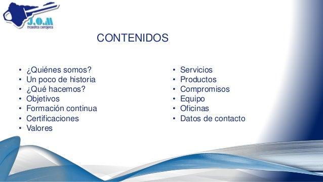Presentation allianz for Oficinas de allianz en madrid