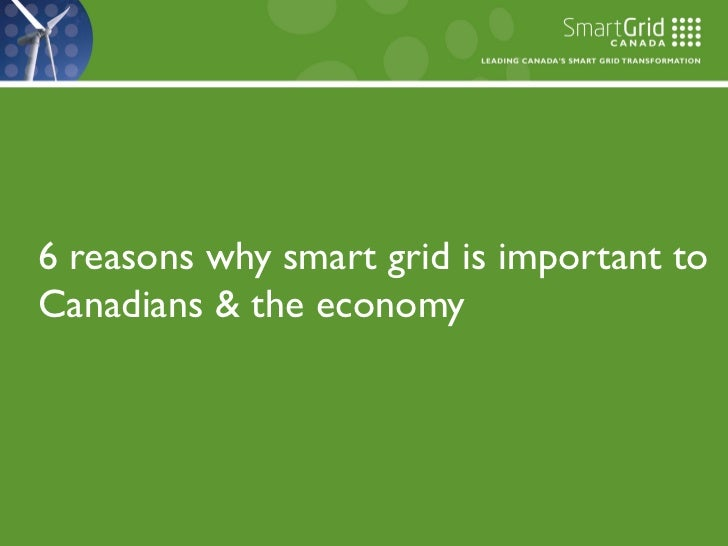 A description of the importance of the canadian economy to all canadians