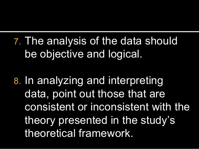 analysis and interpretation of data thesis Thesis interpretation and analysis of data want a winning paper order from the best essay writing service from true professionals.