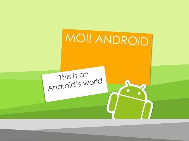 Template Ppt Android Menarik