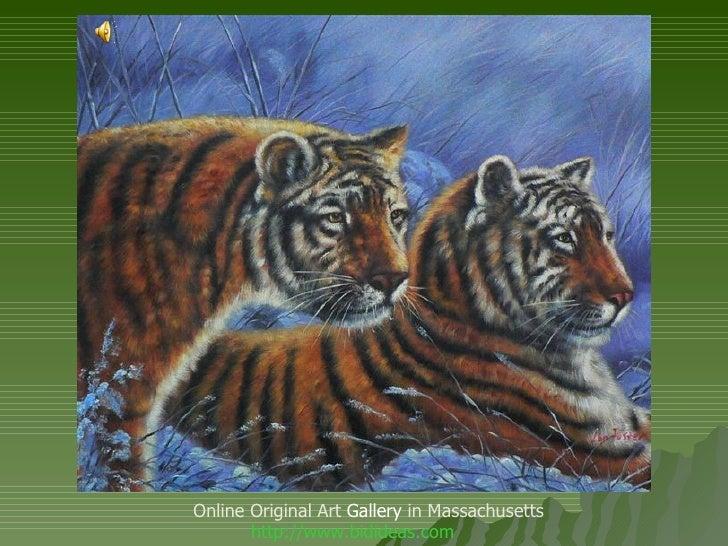 http ://www.bidideas.com Online Original Art  Gallery  in Massachusetts