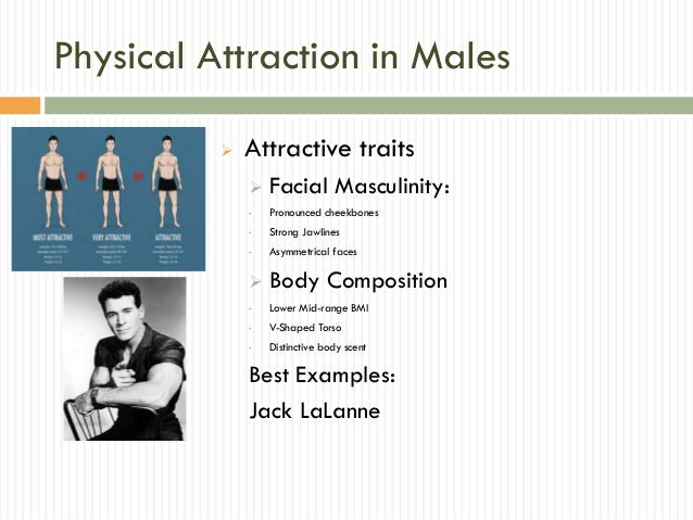Attractiveness and bmi