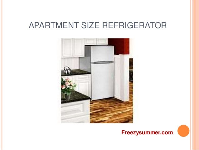 Used Apartment Size Refrigerator - Interior Design
