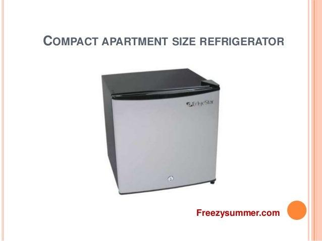 Emejing Apartment Refrigerator Dimensions Contemporary - Best ...