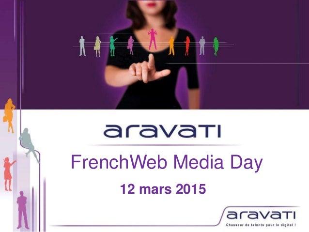 FrenchWeb Media Day 12 mars 2015