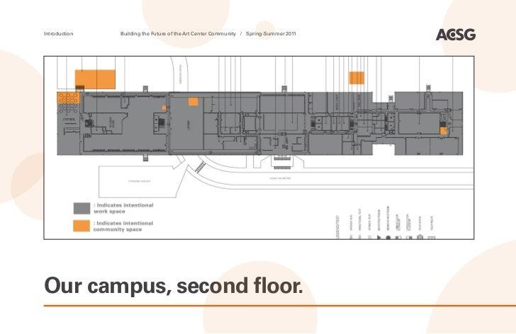Introduction                       Building the Future of the Art Center Community / Spring-Summer 2011  Lorem ipsum dolor...