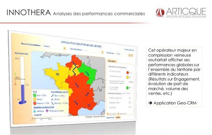 INNOTHERA Analyses des performances commerciales                                                   Cet opérateur majeur en...