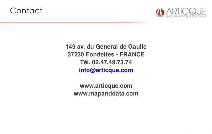 Contact          149 av. du Général de Gaulle           37230 Fondettes - FRANCE                Tél. 02.47.49.73.74       ...