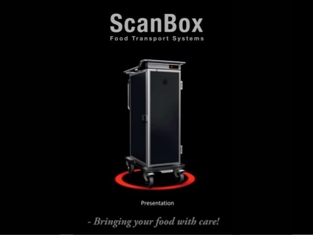 Agenda10:00 Welcome to ScanBox10:15 Tour at the factory11:00 ScanBox Presentation11:30 Banquet Master12:00 Motorized troll...