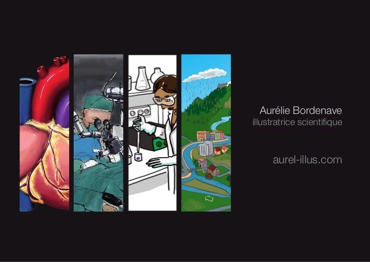 Aurélie Bordenaveillustratrice scientifique     aurel-illus.com